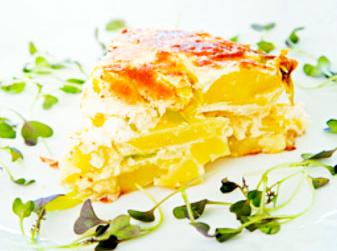Potatischeesecake, en riktig vinnare