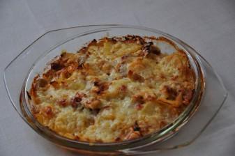 Kyckling potatisgratäng