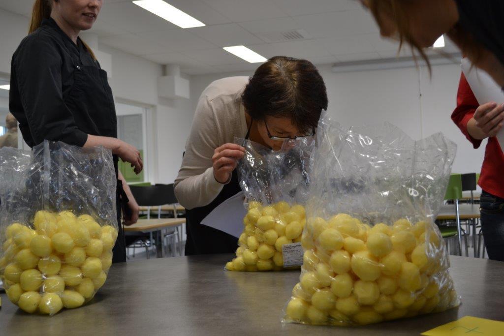 Nya SMAK kvalitetsnormer för industriskalad, rå hel potatis