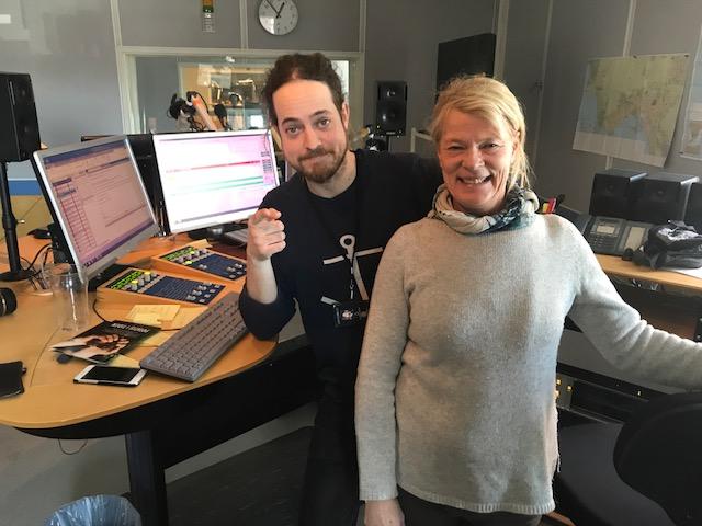 Potatis i tiden i Sveriges Radio P4 Halland