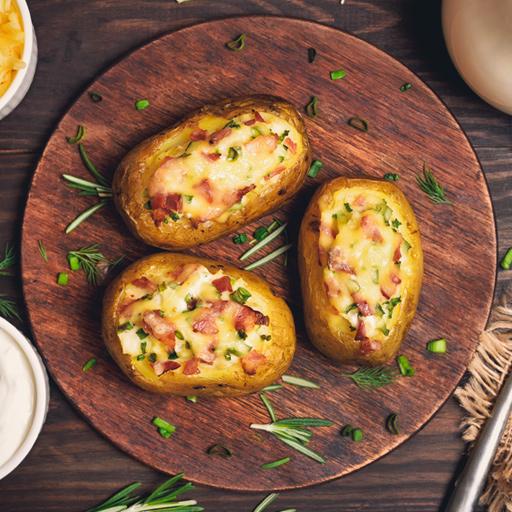 Våra goda potatisrecept
