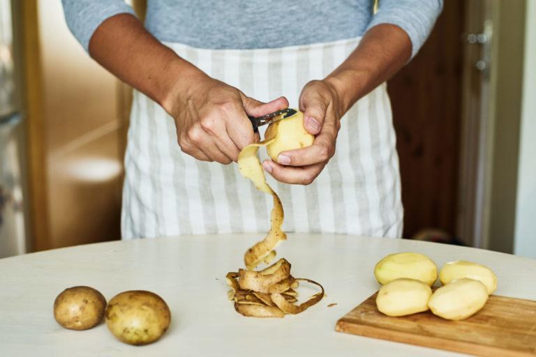 vad är potatis