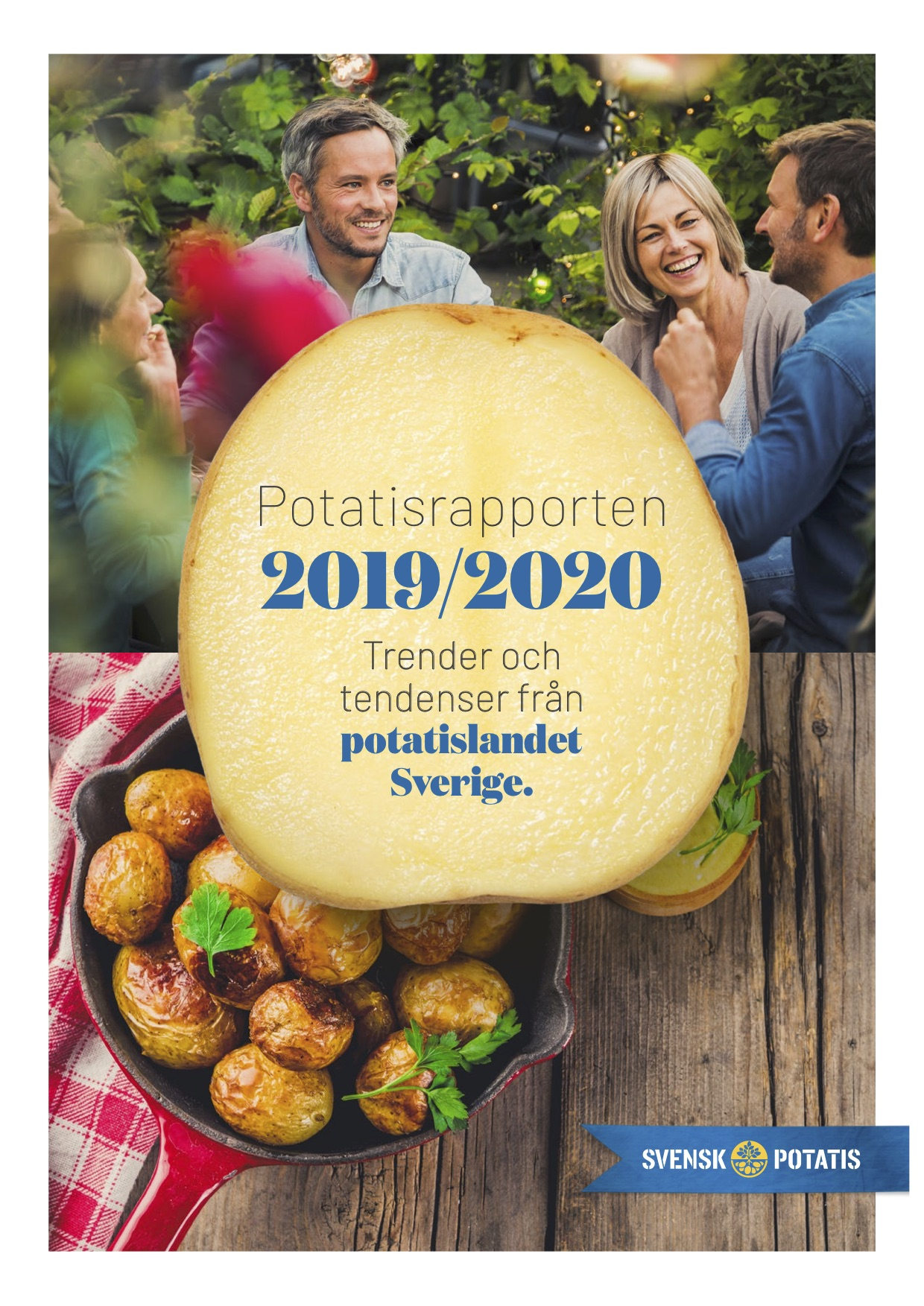 Här är Potatisrapporten 2019/2020!